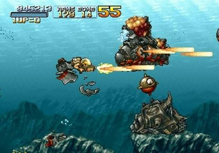 Metal Slug Anthology - 55533