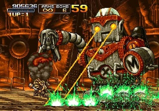 Metal Slug Anthology - 55534