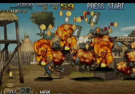 Metal Slug Anthology - 55535