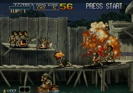 Metal Slug Anthology - 55536