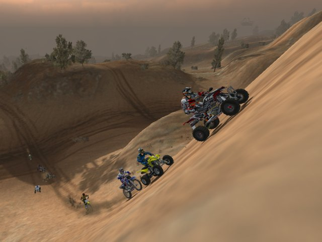 MX Vs. ATV Unleashed - 48714
