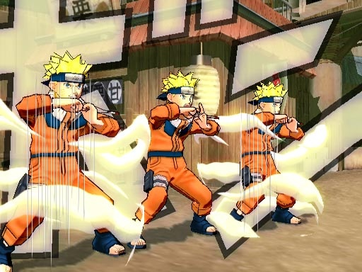 Naruto: Ultimate Ninja 3 - 57678