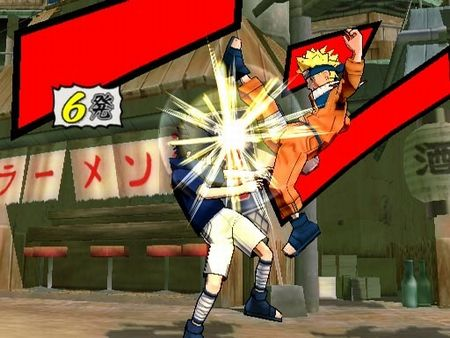 Naruto: Ultimate Ninja 3 - 57680