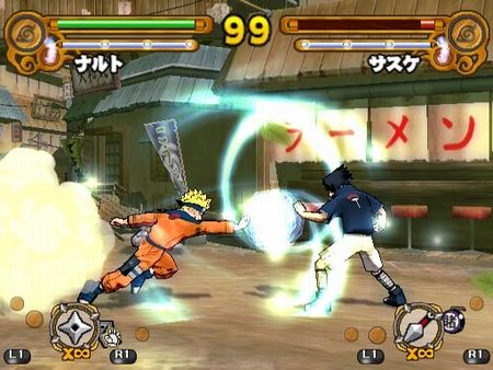 Naruto: Ultimate Ninja 3 - 57681