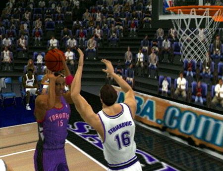 NBA Shootout 2001 - 06781
