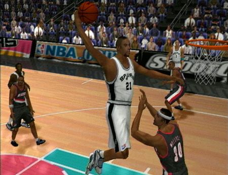 NBA Shootout 2001 - 06782
