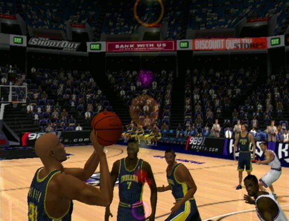 NBA Shootout 2001 - 06787
