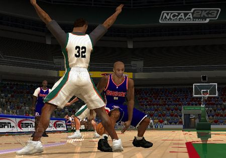 NCAA Basketball 2K3 - 29698