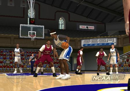 NCAA Basketball 2K3 - 29699