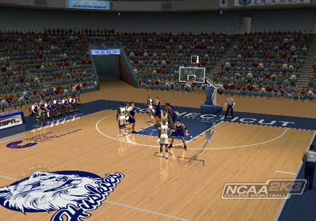 NCAA Basketball 2K3 - 29700