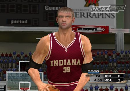 NCAA Basketball 2K3 - 29701