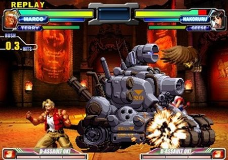 NeoGeo Battle Coliseum - 57392