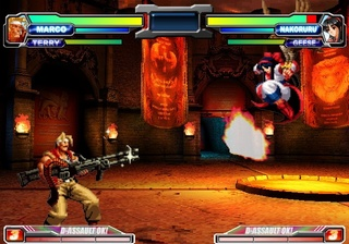 NeoGeo Battle Coliseum - 57397