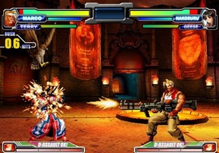 NeoGeo Battle Coliseum - 57398