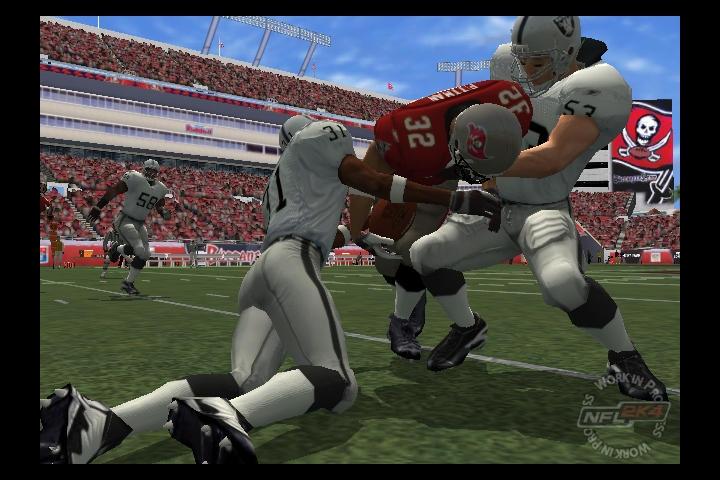 ESPN Football (formerly NFL 2K4) - 41282