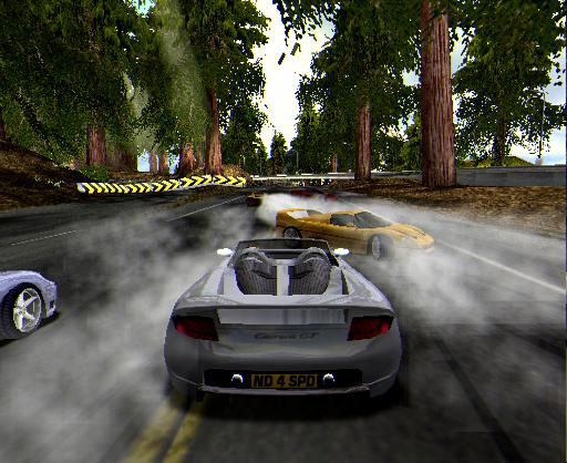 Need For Speed: Hot Pursuit 2 - 35734