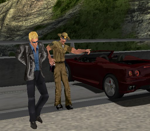 Need For Speed: Hot Pursuit 2 - 35710