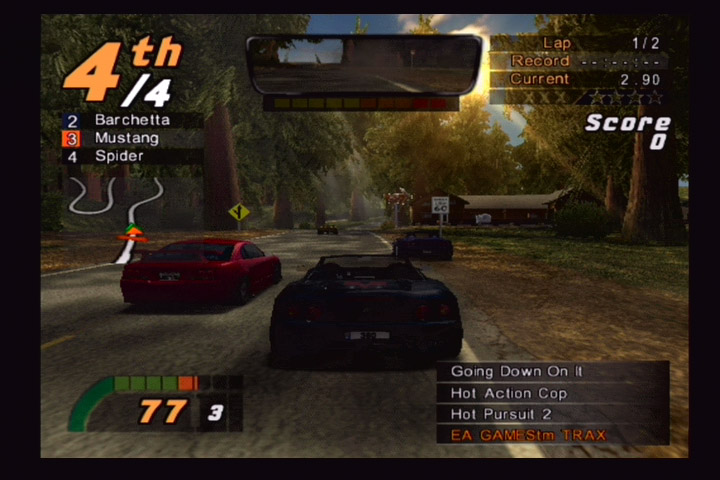 Need For Speed: Hot Pursuit 2 - 35627