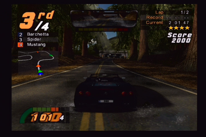 Need For Speed: Hot Pursuit 2 - 35644