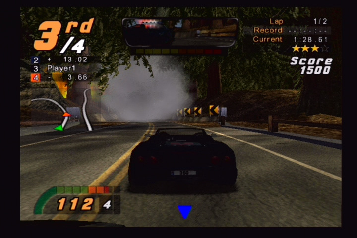 Need For Speed: Hot Pursuit 2 - 35647