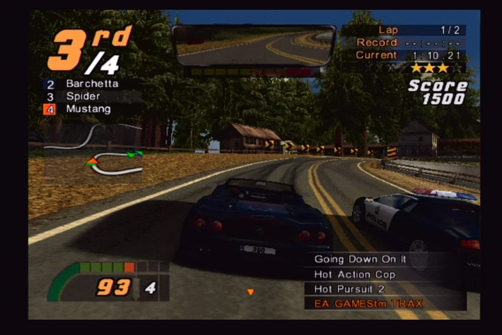 Need For Speed: Hot Pursuit 2 - 35649