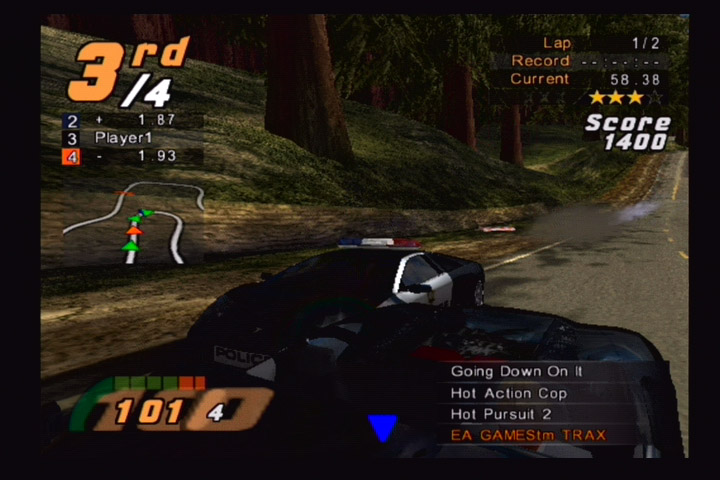 Need For Speed: Hot Pursuit 2 - 35651