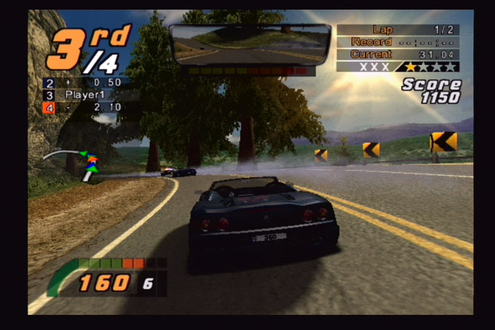 Need For Speed: Hot Pursuit 2 - 35654