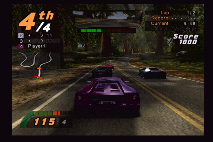 Need For Speed: Hot Pursuit 2 - 35657