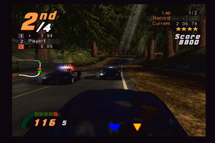 Need For Speed: Hot Pursuit 2 - 35660