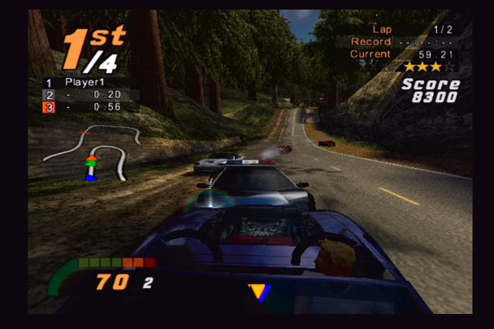 Need For Speed: Hot Pursuit 2 - 35661