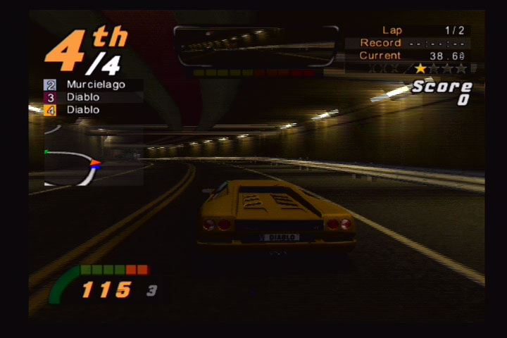 Need For Speed: Hot Pursuit 2 - 35572