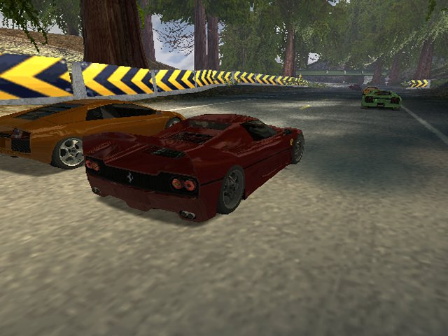 Need For Speed: Hot Pursuit 2 - 35677