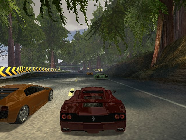 Need For Speed: Hot Pursuit 2 - 35678