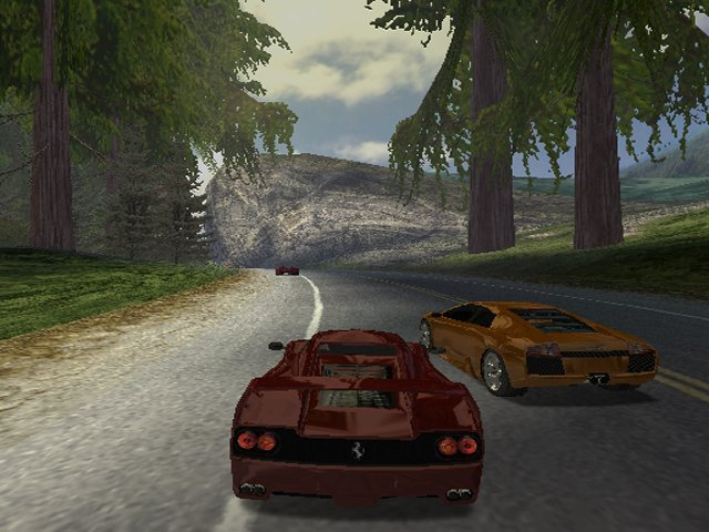 Need For Speed: Hot Pursuit 2 - 35679