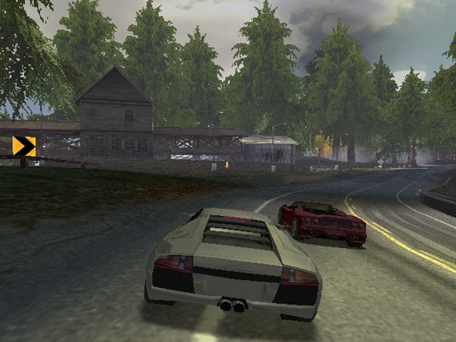 Need For Speed: Hot Pursuit 2 - 35680