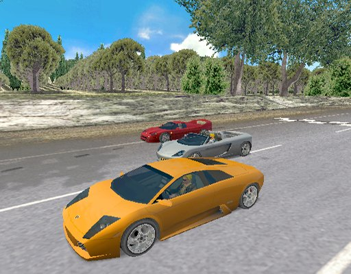 Need For Speed: Hot Pursuit 2 - 35701