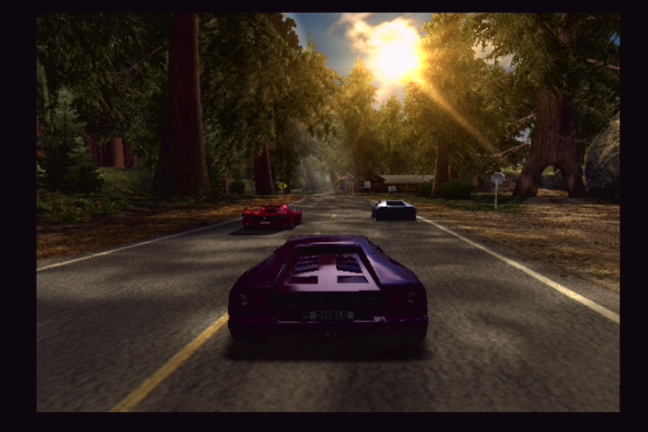 Need For Speed: Hot Pursuit 2 - 35600