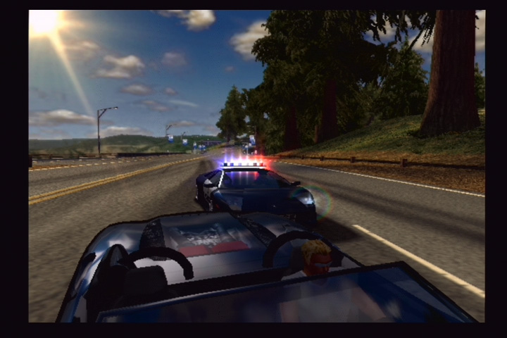 Need For Speed: Hot Pursuit 2 - 35602