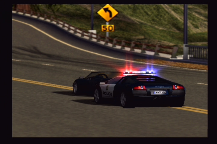 Need For Speed: Hot Pursuit 2 - 35603