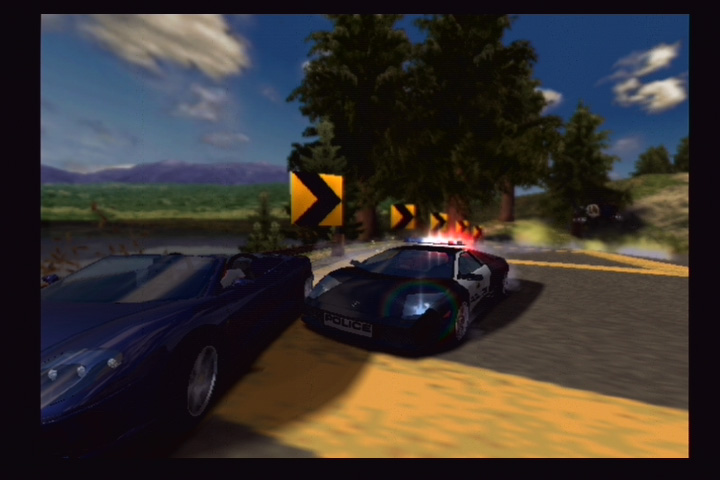 Need For Speed: Hot Pursuit 2 - 35604
