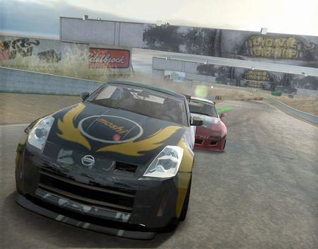 Need for Speed: ProStreet - 56836