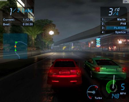 Need For Speed 2: Underground - 41928