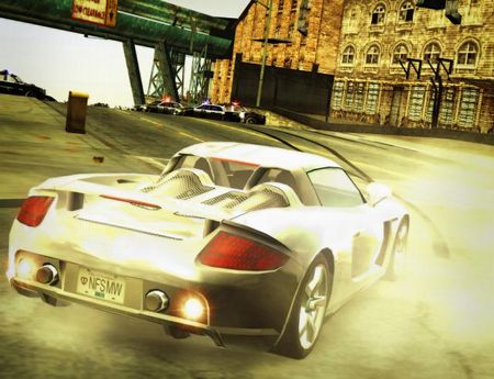 Need For Speed: Most Wanted - 50929