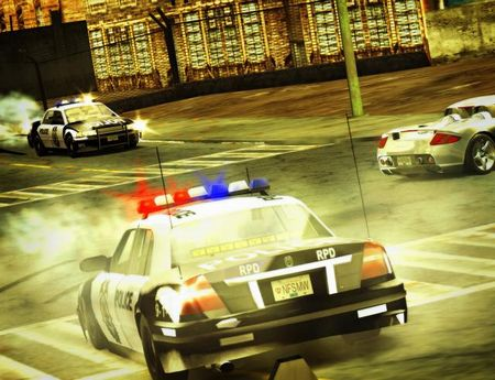 Need For Speed: Most Wanted - 50930