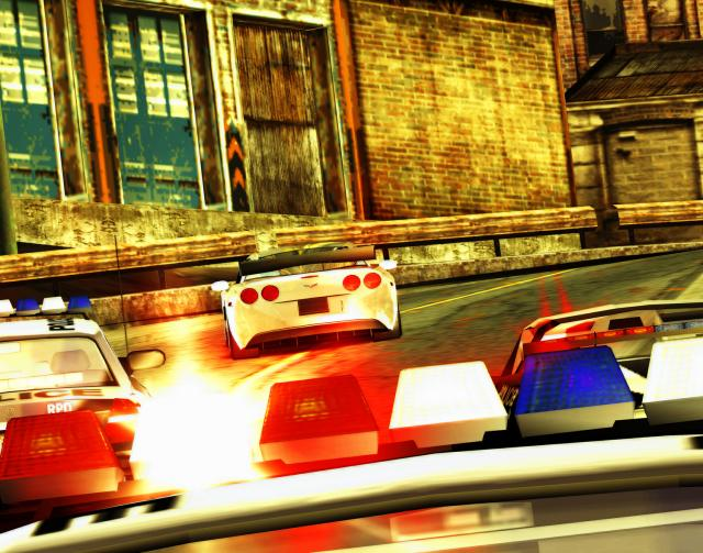 Need For Speed: Most Wanted - 50931