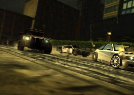Need For Speed: Most Wanted - 50933