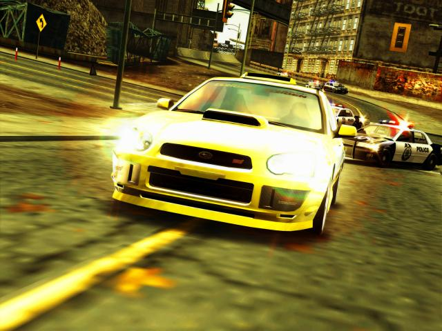 Need For Speed: Most Wanted - 50934