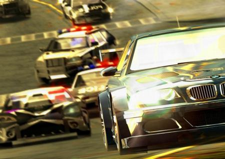 Need For Speed: Most Wanted - 50936