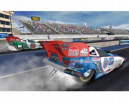 NHRA: Countdown to the Championship 2007 - 56254