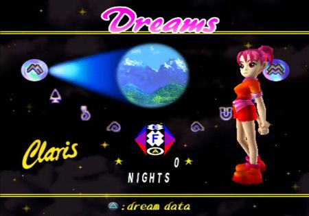 NiGHTS Into Dreams - 57305